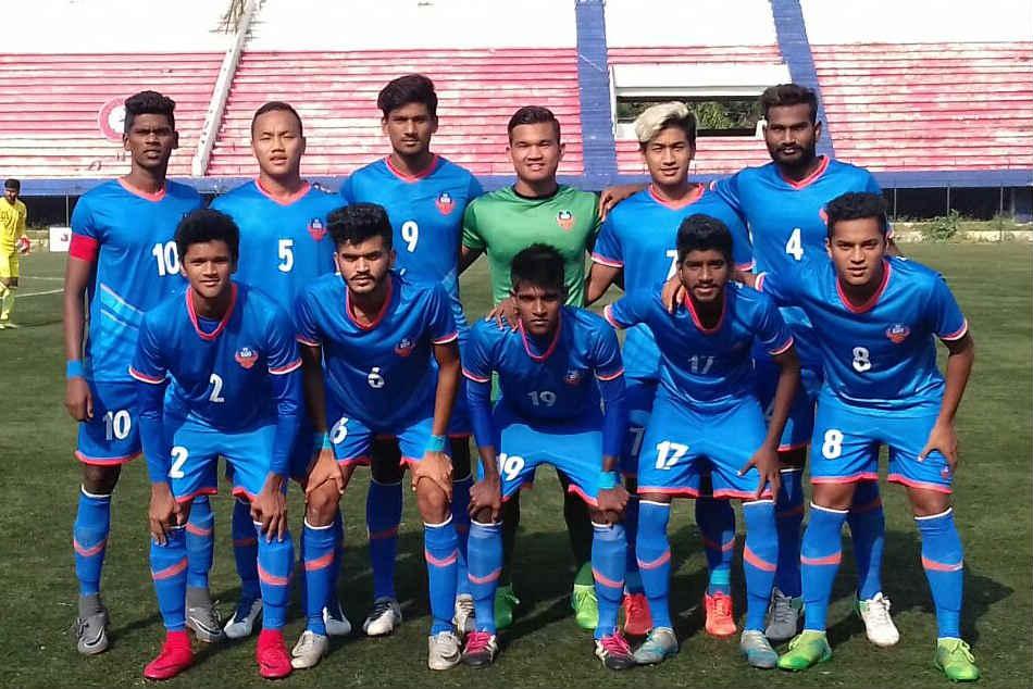 I League Second Division Ozone Fc Bengaluru Fc Goa B Stalemate