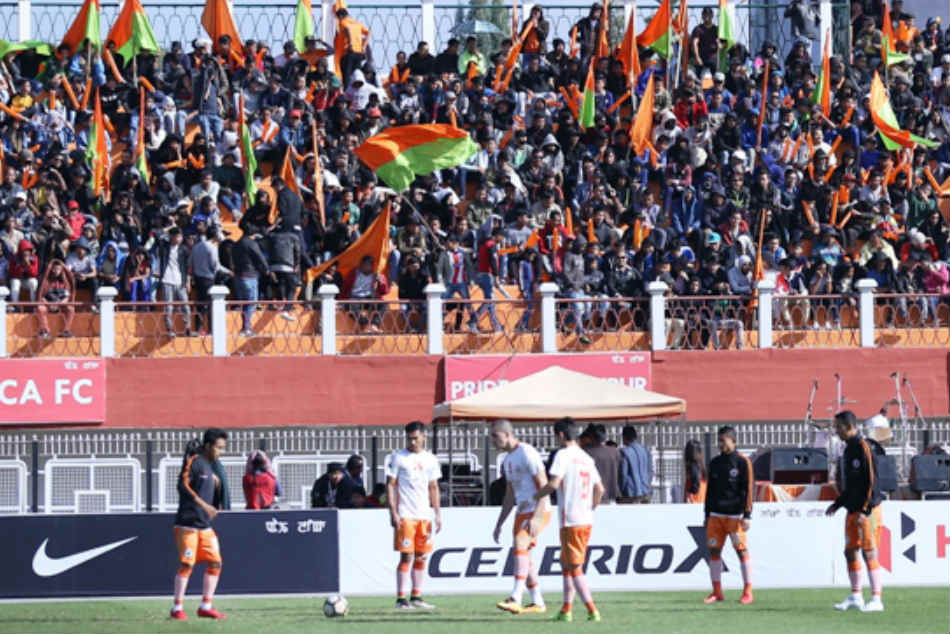 I League Packed Stadiums Result Nail Biting Matches Rise Of The Underdogs Epic Finale