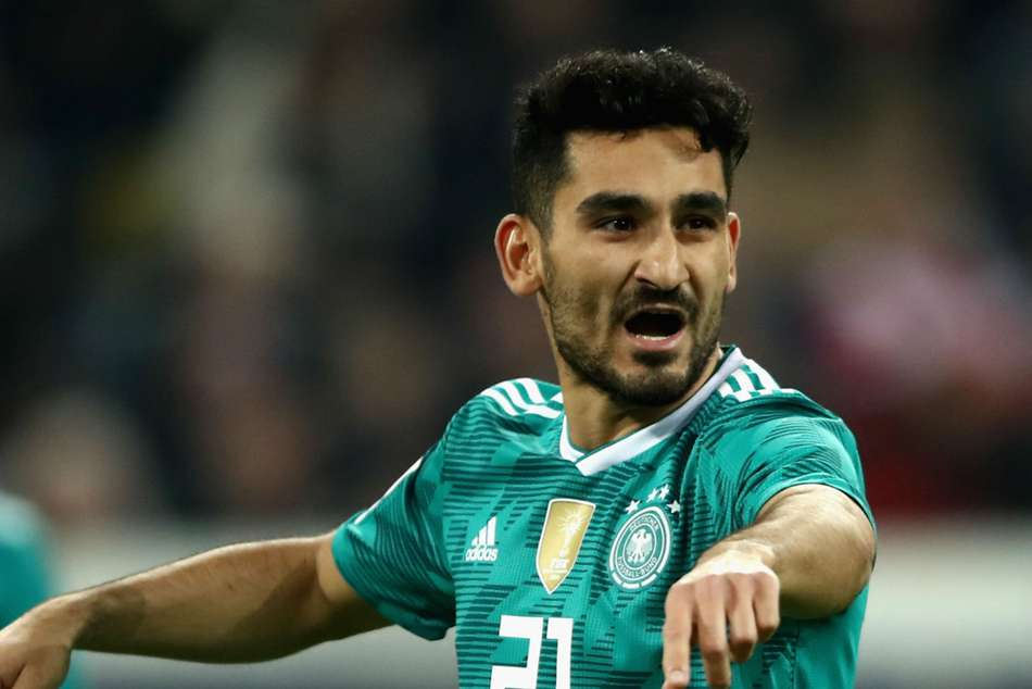 Ilkay Gundogan Germany 7 1 Brazil World Cup