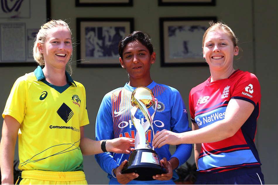 Women S Cricket India Clash With Australia T20 Tri Series