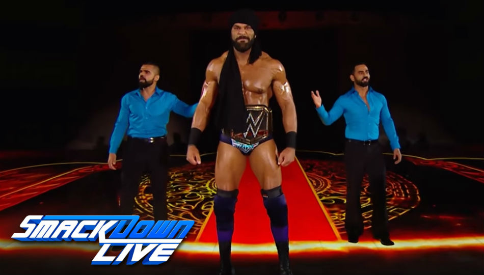 Jinder Mahal Hints At Becoming The Wwe Champion Again