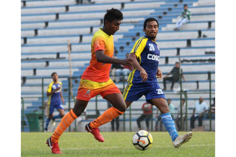 Santosh Trophy Karnataka Off Solid Start Against Goa