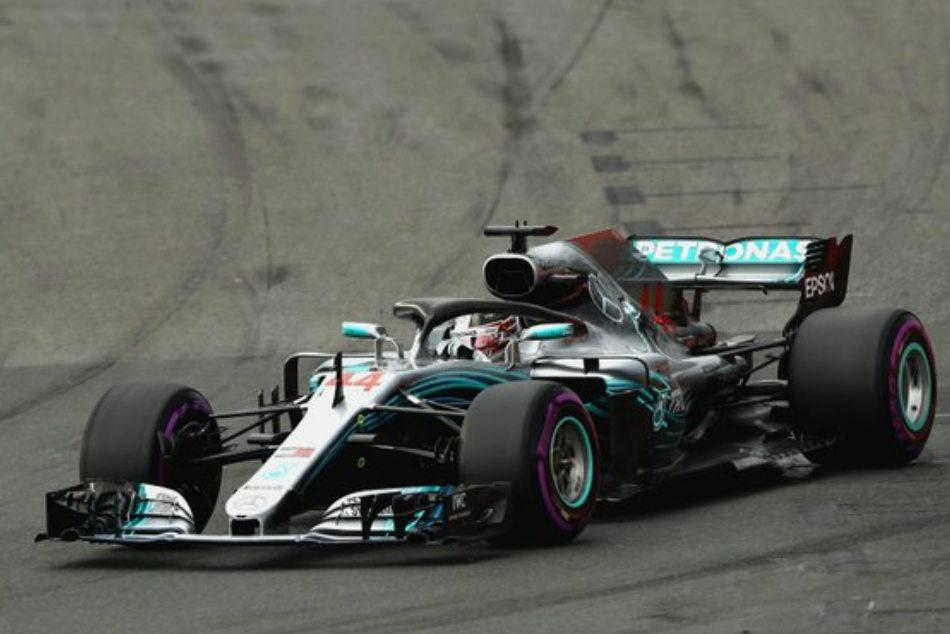 F1 2018 Australian Gp Sizzling Hamilton Grabs Pole Season Opener