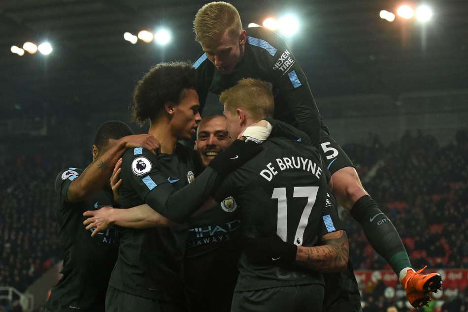 Manchester City continue breaking records