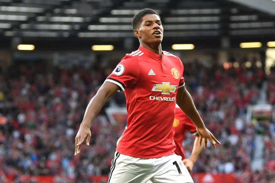 Marcus Rashford would be better without Mourinho - Frank De Boer