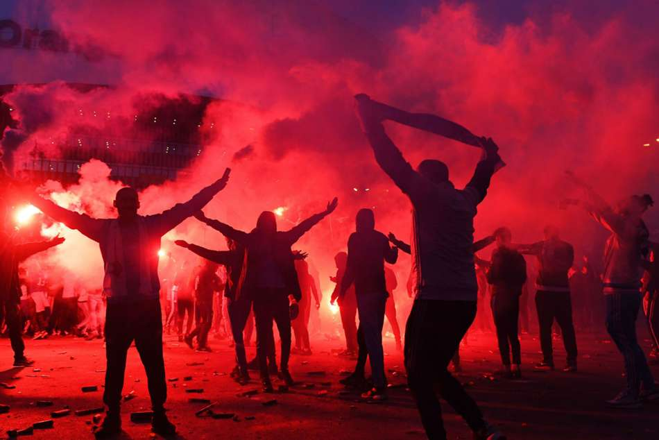 Marseille Lyon Charged Europa League Uefa