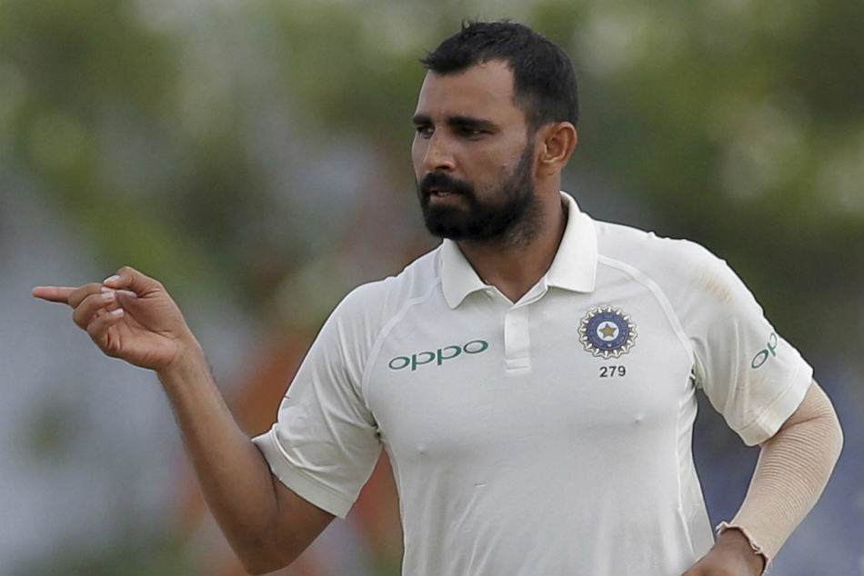Mohammed Shami faces testing time after Kolkata Police charges him with domestic violence