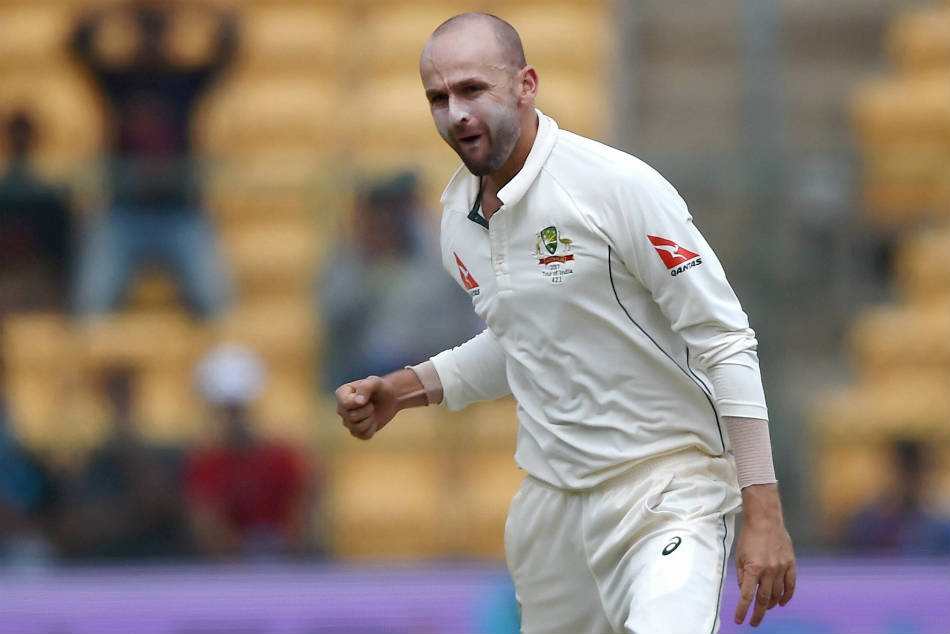 Nathan Lyon Charged With Level I Breach For Throwing Ball At Ab De Villiers