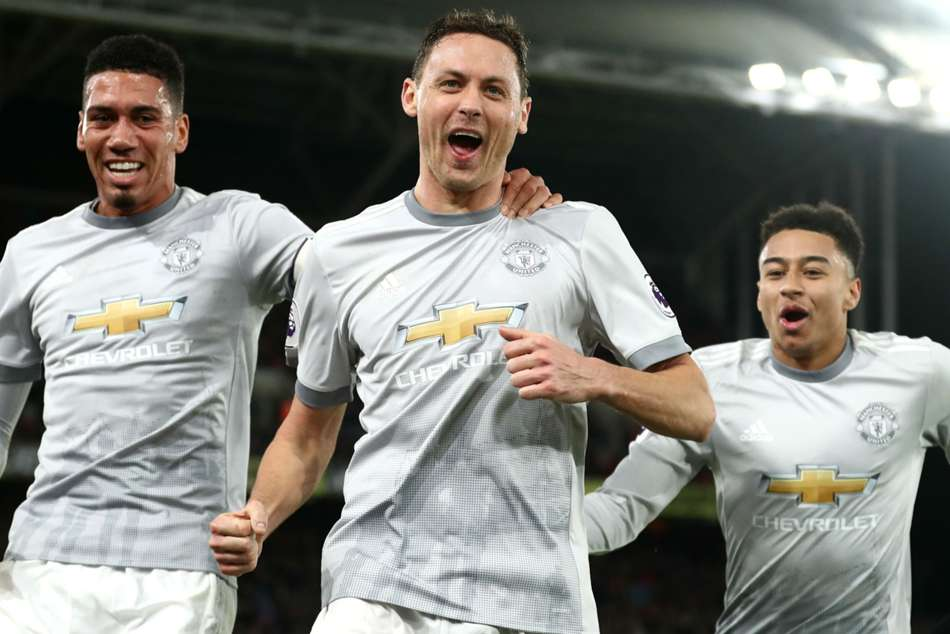 Late Matic Stunner Completes Breathless Manchester United Comeback
