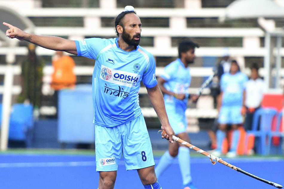 Sardar Singh led the Indian hockey team at the recently-concluded Sultan Azlan Shah Cup in Ipoh, Malaysia. India finished a disappointing fifth out of six teams