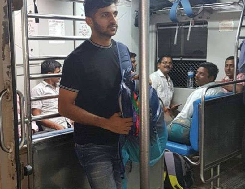 From Jet To Mumbai Local Shardul Thakur Remains Grounded