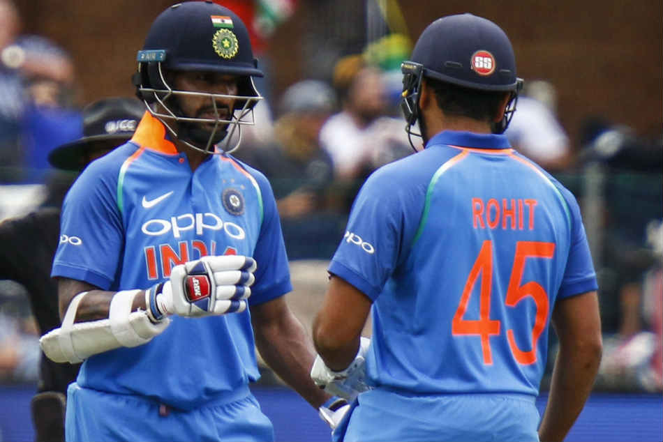 Shikhar Dhawan and Rohit Sharma will have to provide India a good start against Bangladesh