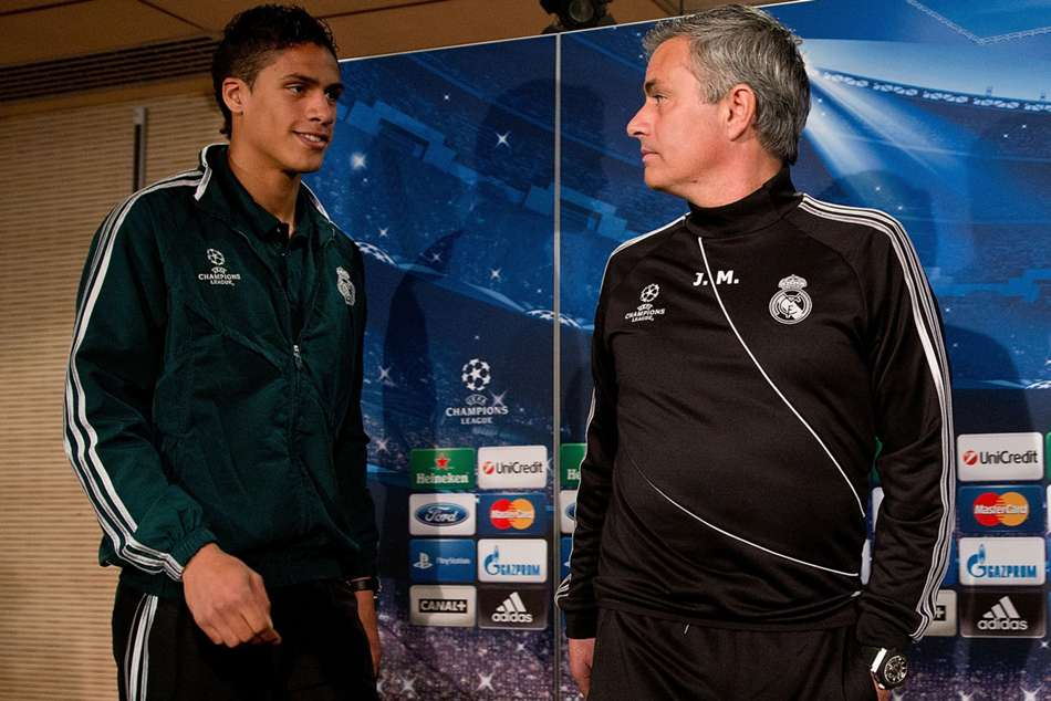 Raphael Varane Confirms Manchester United Interest