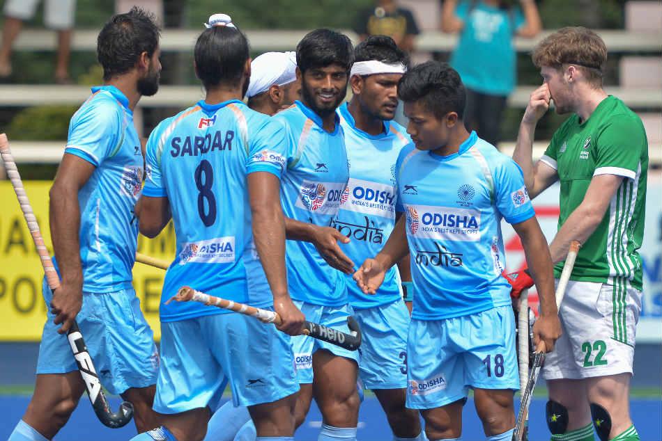 Azlan Shah Cup Hockey India Break Ireland Jinx Finish Fifth