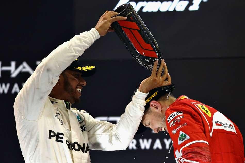 Lewis Hamilton Australian Grand Prix Pole Record Sebastian Vettel 100 Podium