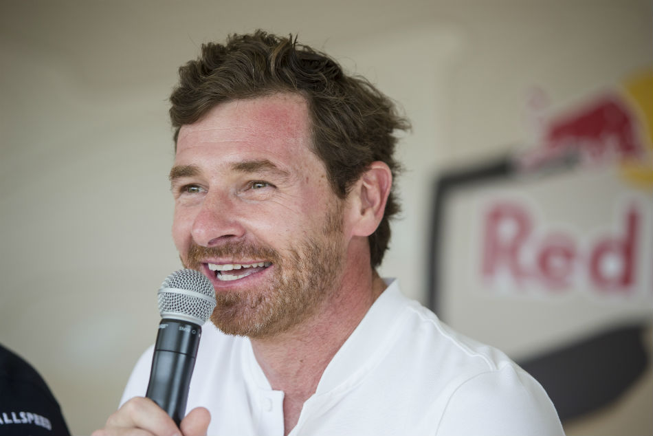 Villas Boas Commits Himself Racing