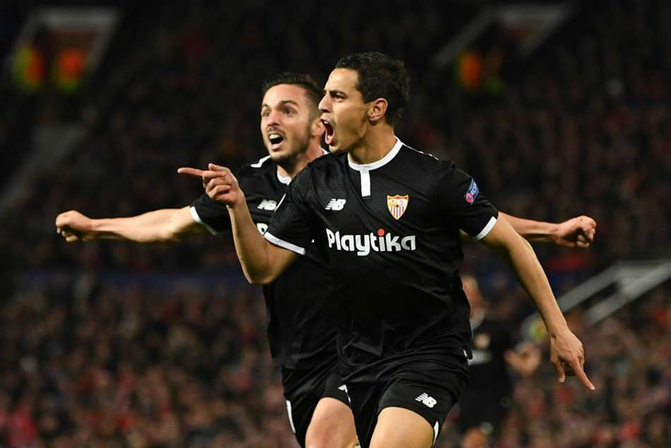 Manchester United 1 Sevilla 2 1 2 Agg Ben Yedder Brace Dumps Mourinho S Men Out