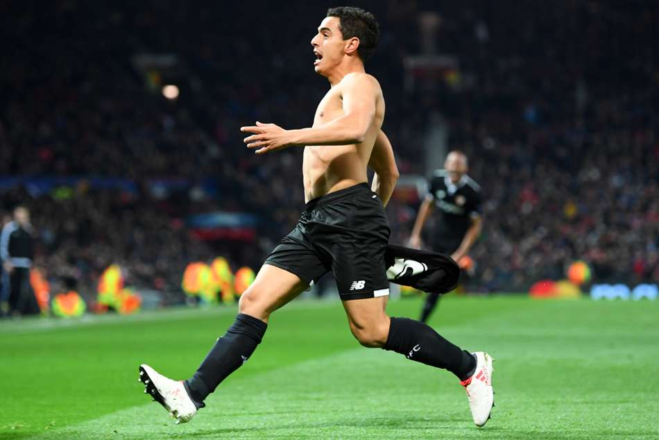 Wissam Ben Yedder Revels Beautiful Win Over Manchester United