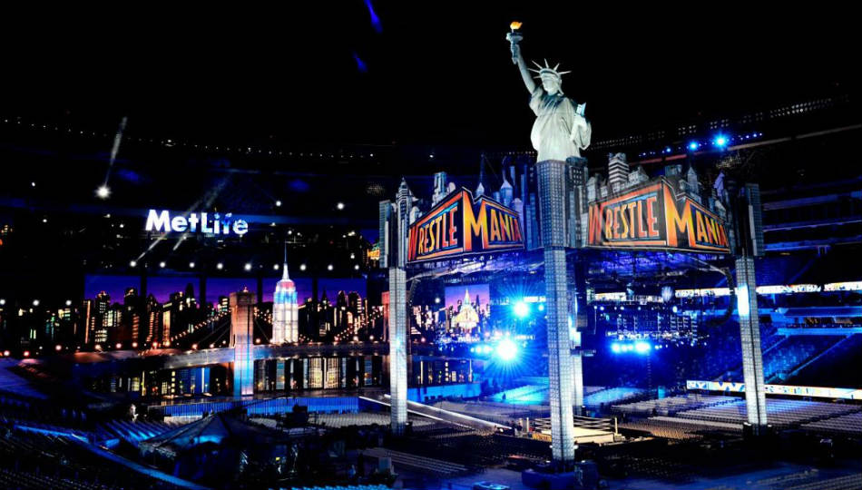 New York City Host Wwe Wrestlemania 35 In