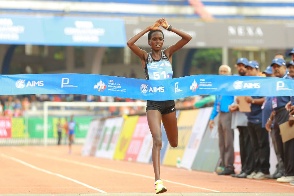 Tcs World 10k Awarded Iaaf Gold Label Be Held On May