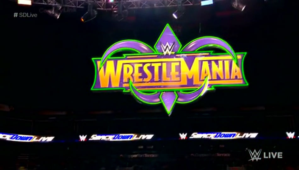 Rumour Wwe Officials Change Main Event Wrestlemania