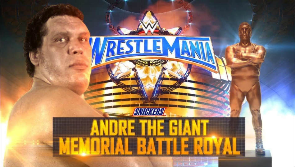 wwe plan big for andre the giant memorial battle royal at