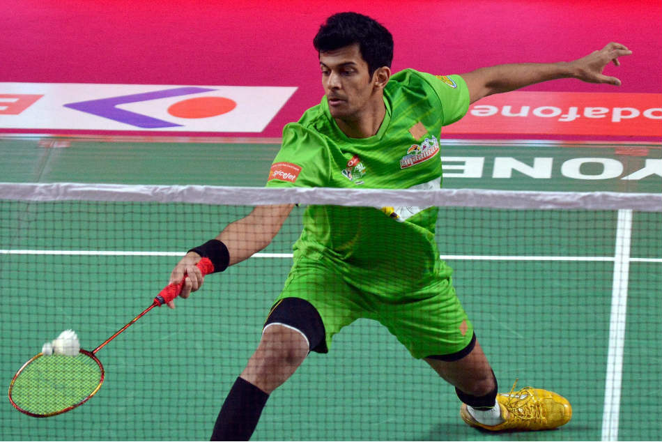 Jayaram Returns Action After Eight Months At China Masters