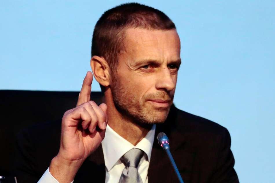 Financial Fair Play Not Kill Clubs Uefa President Aleksander Ceferin Var