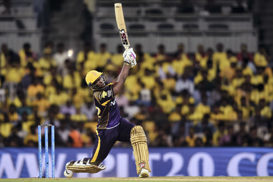 IPL 2018: Russell-Rana show, spinners help Kolkata Knight Riders crush Delhi Daredevils by 71 runs