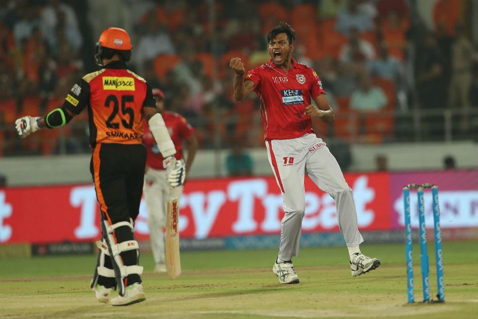Ipl 2018 Sunrisers Hyderabad Vs Kings Xi Punjab Match 25 Report Hyderabad