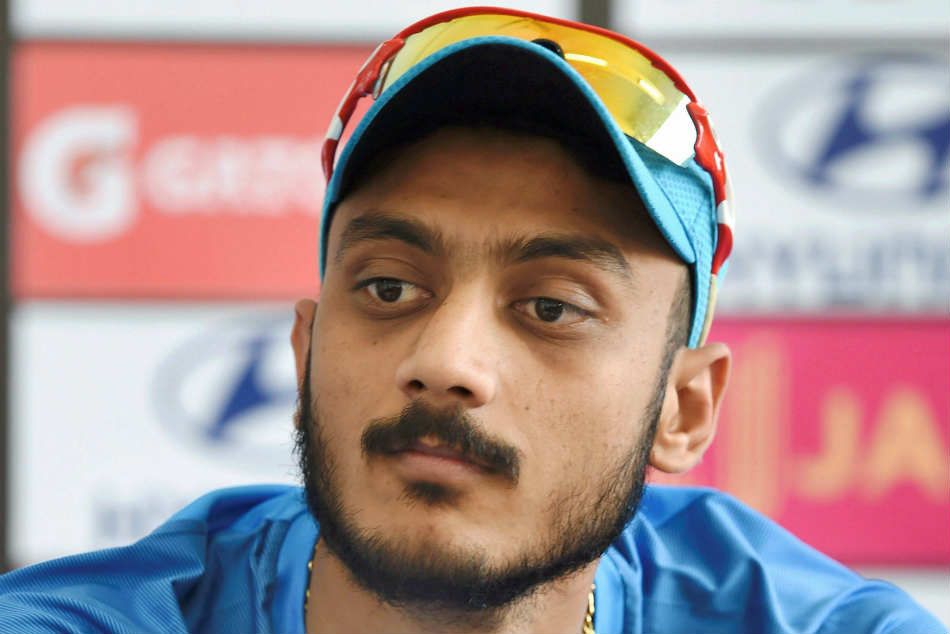 Axar Patel Photos