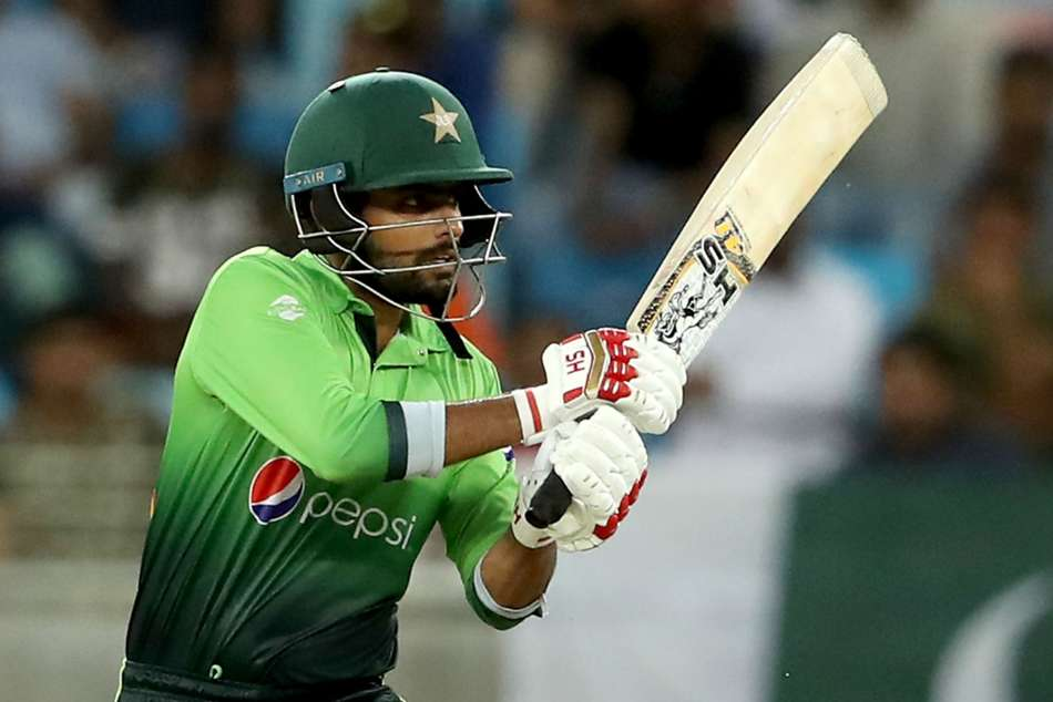 Babar Azam Pakistan Beat West Indies Twenty20 International