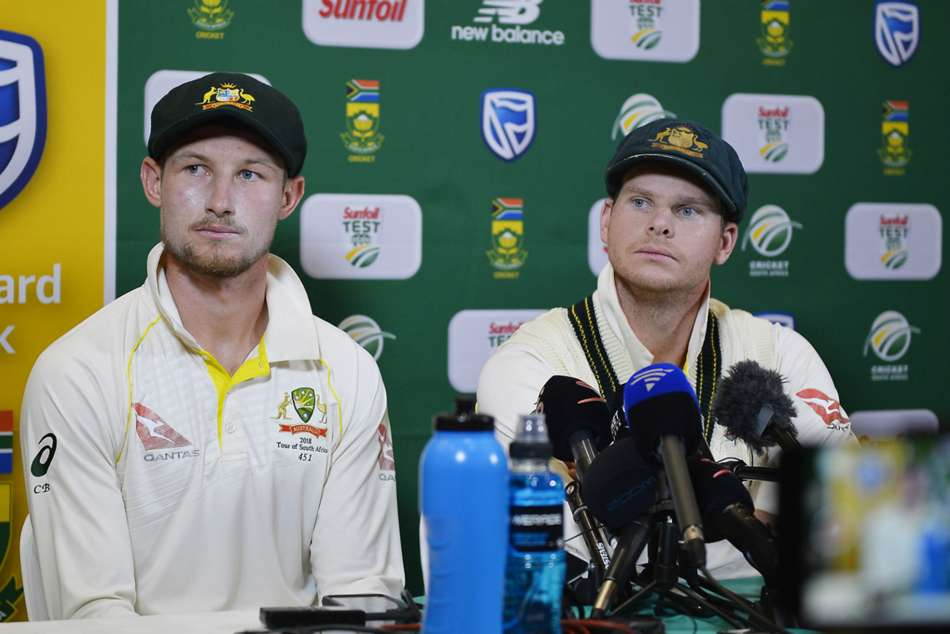 Cameron Bancroft and Steve Smith received CA sanctions for their involvement in the Cape Town ball tampering scandal