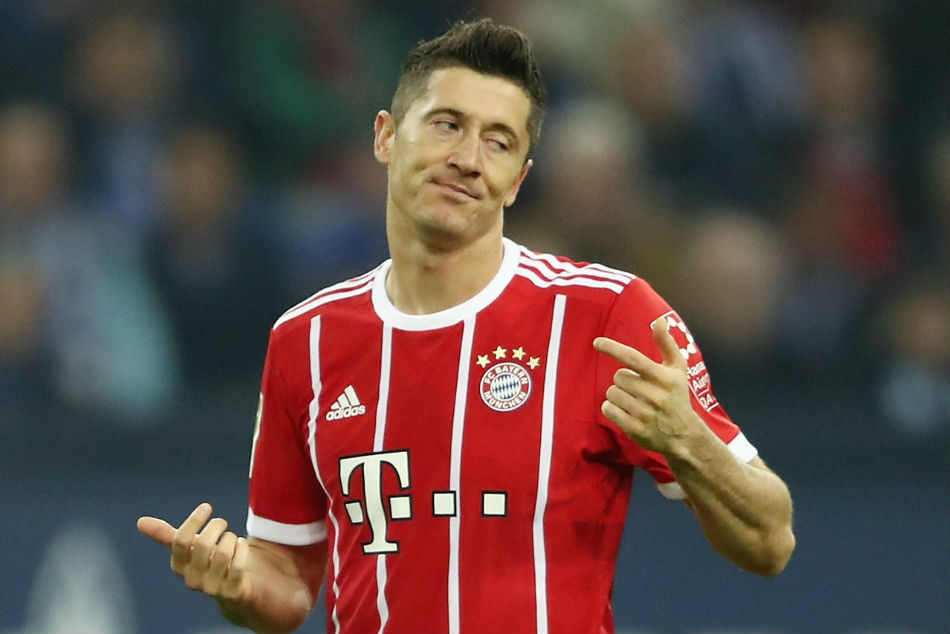Transfer rumours robert lewandowski set to force out real - Momentum task force madrid ...