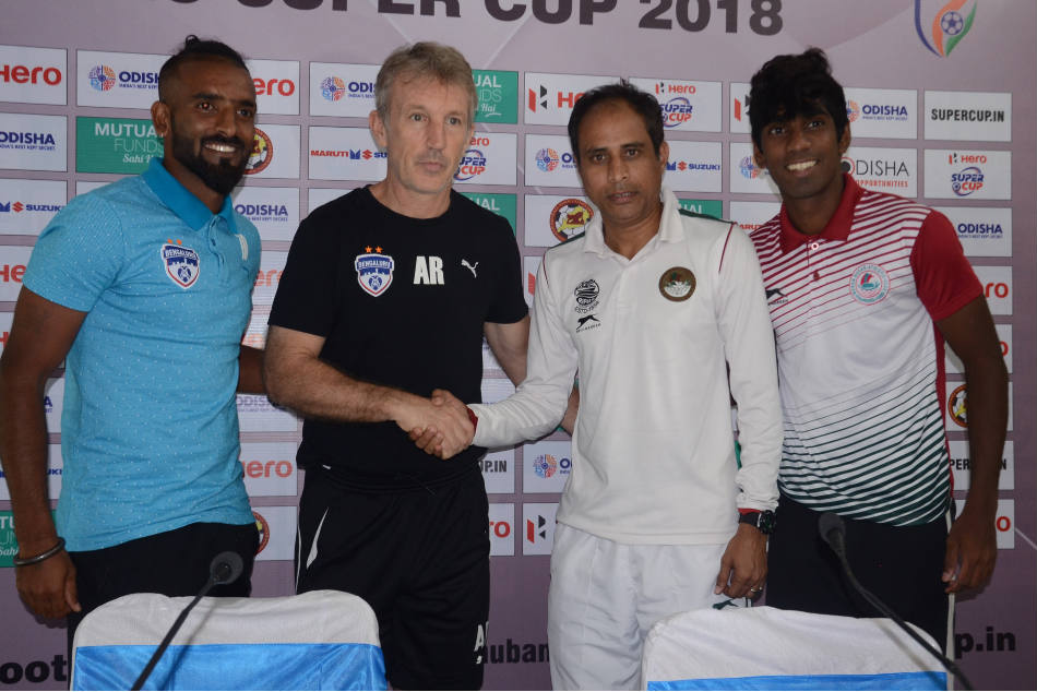 Super Cup Bengaluru Fc Face Mohun Bagan Place Final