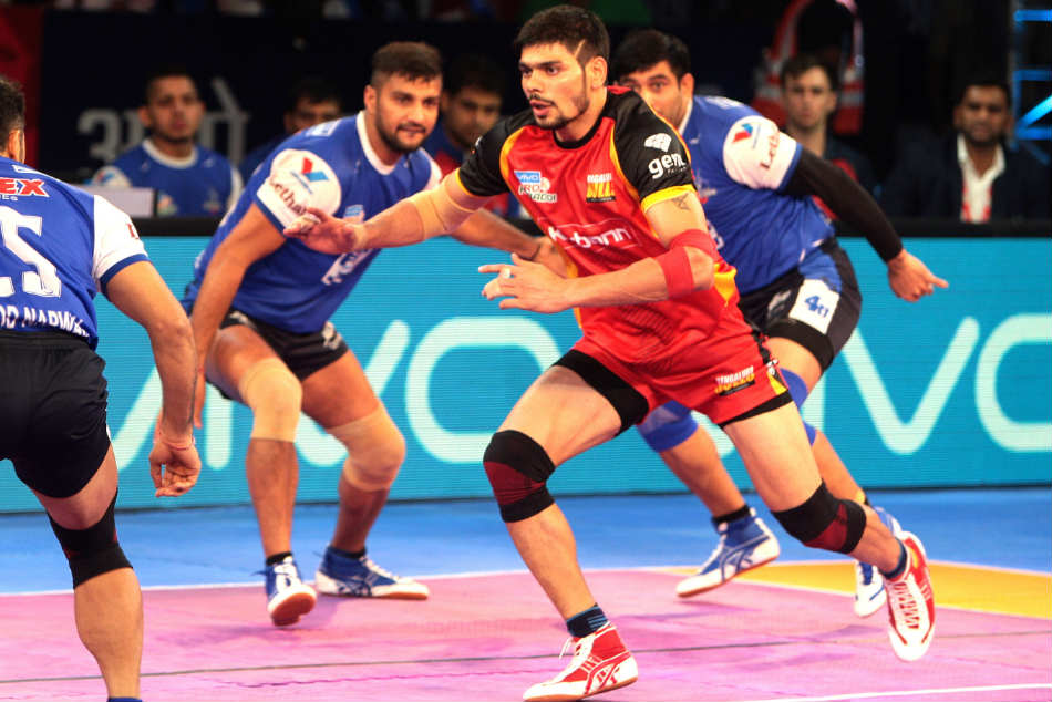 Rohit Kumar is the only player to have been retained by Bengaluru Bulls under the Elite Retained Players category for the upcoming season of the Pro Kabaddi League