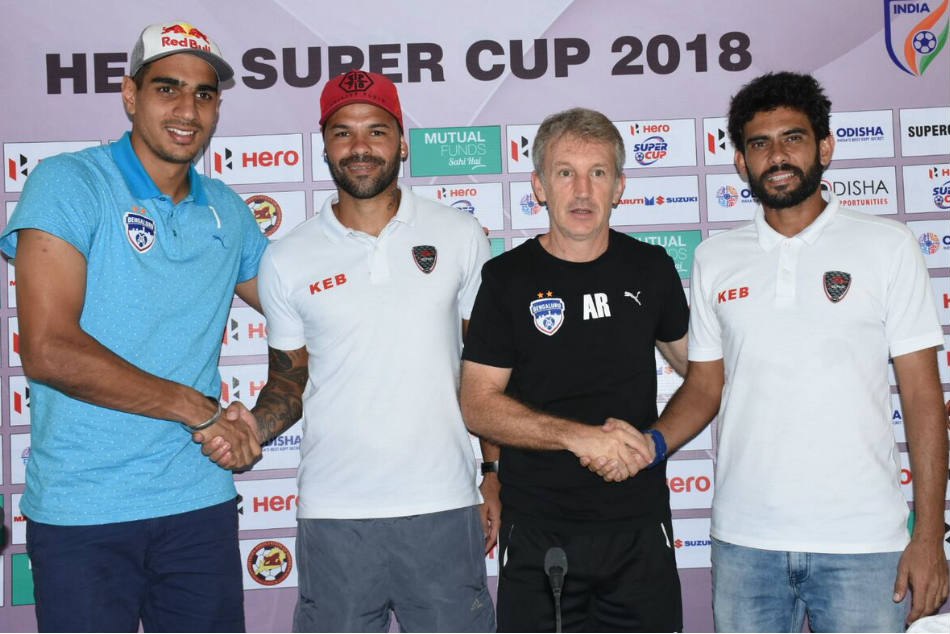 Super Cup Final Ambitious Bengaluru Fc Take On Wary East Bengal