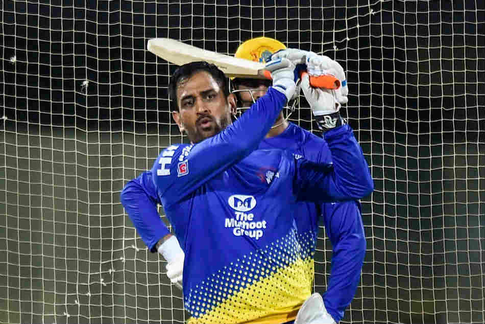 MS Dhoni will lead Chennai Super Kings on to the field