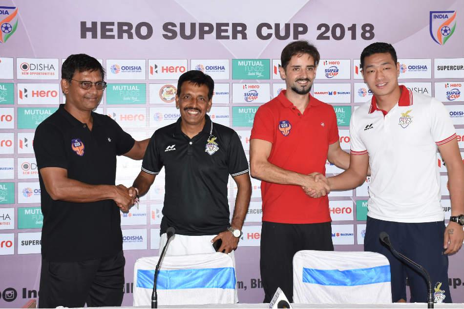 Super Cup Fc Goa Keen Ace Atk Test
