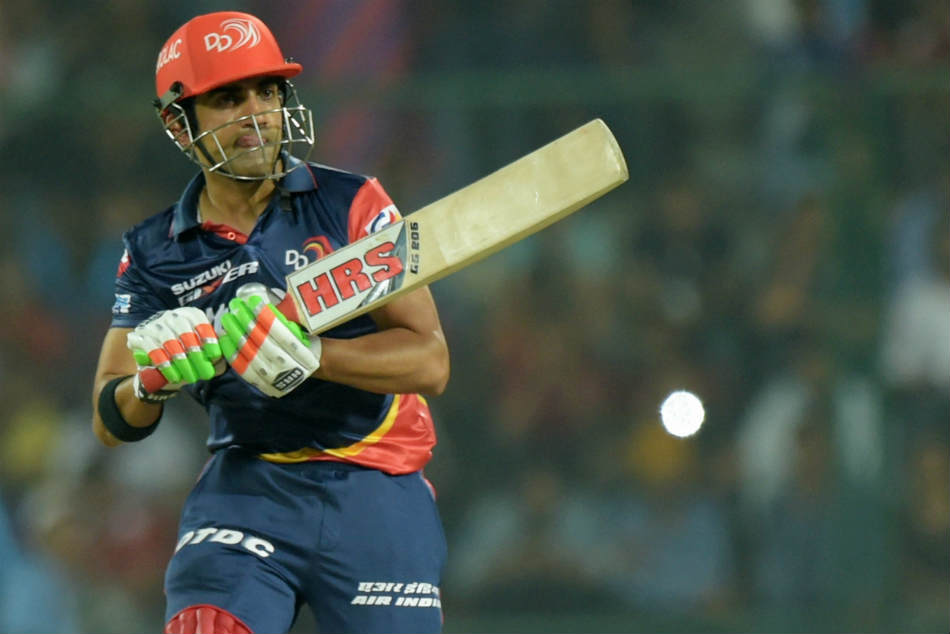 Ipl 2018 Gautam Gambhir Relinquishes Delhi Daredevils Captaincy