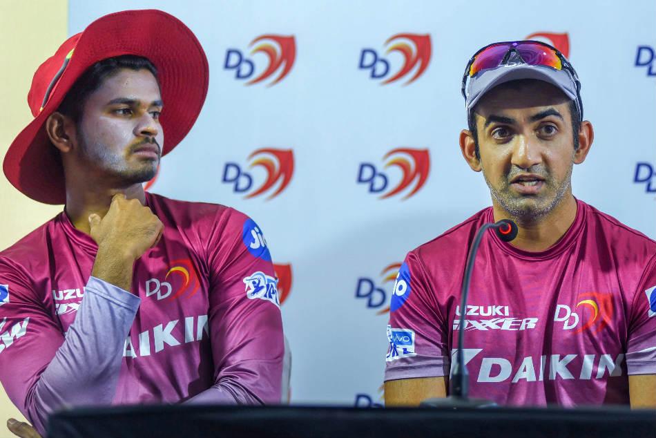 Ipl 2018 Gambhir S Captaincy Was No Issue Dd Batsmen Failed Manjrekar