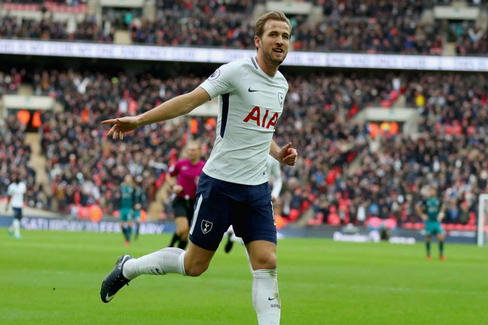 Harry Kane of Tottenham Hotspur