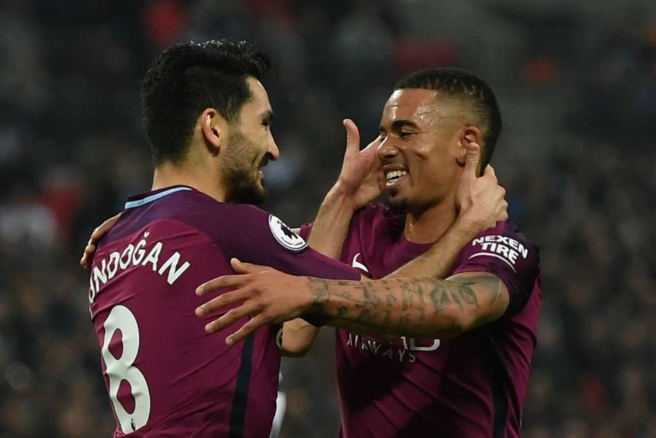 Gundogan Predicts Man City Dominance Guardiola Premier League Title