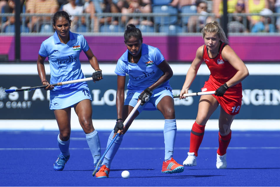 India had defeated World No 2 England in the pool stage (Image: Hockey India)
