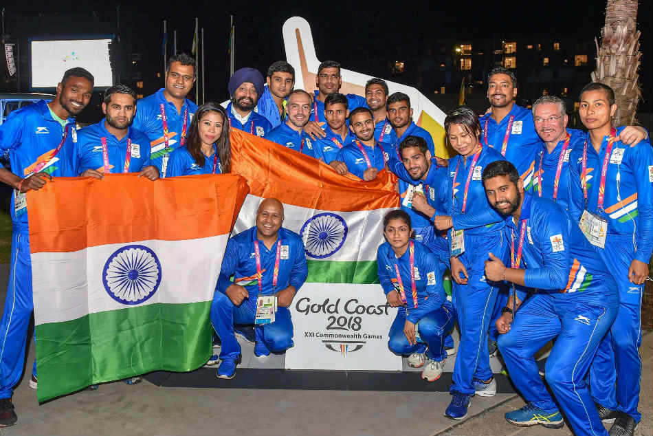 India in Commonwealth Games