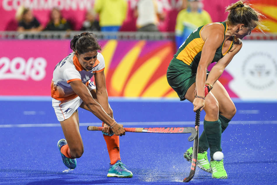 Indian skipper Rani Rampal scored the only goal of the match in the 47th minute. Credit: Hockey India