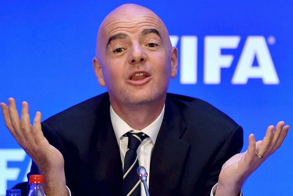 South American Federation Wants 48 Teams 2022 World Cup
