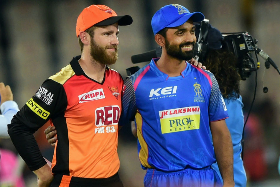 IPL: Sunrisers Hyderabad defeat Rajasthan Royals by 11 runs