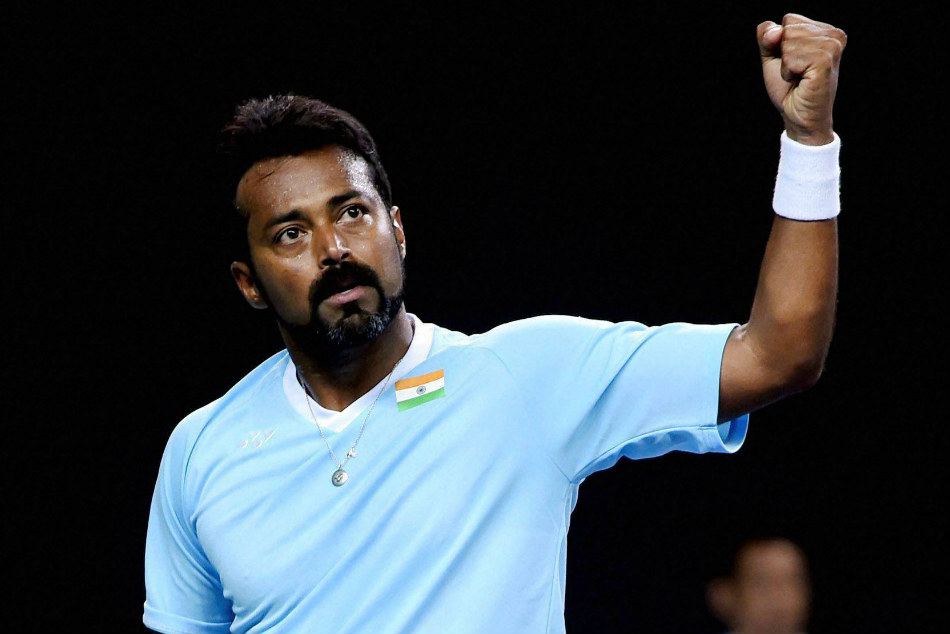 Leander Paes Photos