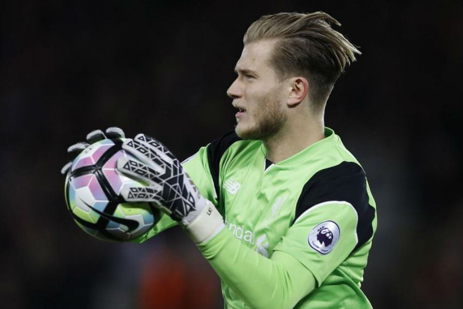 Loris Karius is the current Liverpool No 1, but seems to be a stop gap arrangement for Jurgen Klopp